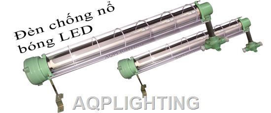 Đèn chống nổ led 1m2 đôi 2x18W