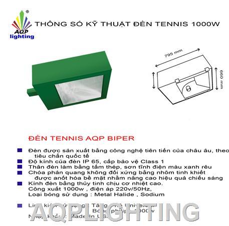 TENNIS - 1000W