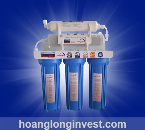 LỌC NƯỚC NANO - GAIZINC A1