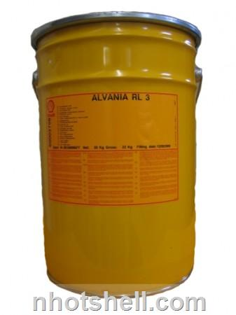 Shell Alvania RL 1-2-3