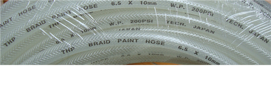 6.5mm x 10mm THP Paint Hose